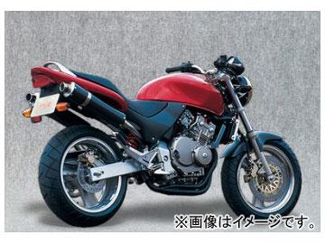 2輪 ヤマモトレーシング spec-A マフラー SUS SLIP-ON TWIN カーボン 品番:10253-02NCN ホンダ ホーネット250