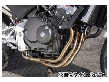 2輪 ヤマモトレーシング spec-A マフラー SUS4-1 EX ASSY 品番:10253-0000N ホンダ ホーネット250