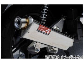 2輪 ヤマモトレーシング spec-A マフラー SUS フルエキ TYPE-S 品番:10126-71SSC ホンダ PCX125 eSP 2012年~