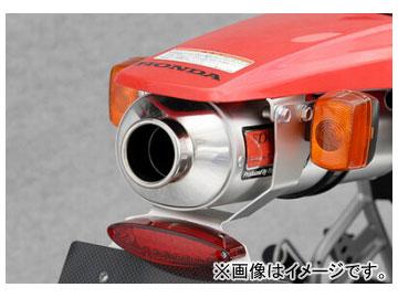 2輪 ヤマモトレーシング spec-A マフラー SUS RS4-C100 アルミ レース 品番:10065-RS4AR ホンダ XR100