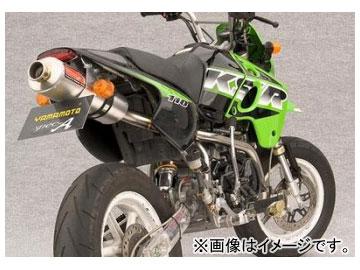 2輪 ヤマモトレーシング spec-A マフラー SUS RS4-C チタン レース 品番:40111-RS4TR カワサキ KSR110