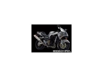 2輪 ヤマモトレーシング spec-A マフラー TI4-2-1 チタン 品番:41200-21TTB カワサキ ZX-12R