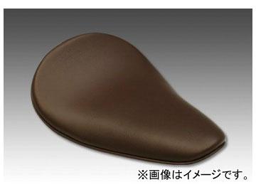 2輪 EASYRIDERS NBソロシート 薄型プレーン ブラウン 品番:1953-BR JAN:4548632121114 HD
