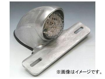2輪 EASYRIDERS イーブル スキャロップテールライト LED クリアレンズ 品番:5878-C JAN:4548632132523