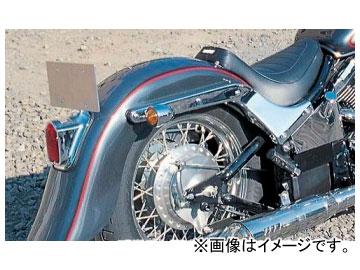 2輪 EASYRIDERS FLHスタイルリアフェンダーKIT Bタイプ(ビーハイブテール付) 品番:3366 JAN:4548632008880 カワサキ バルカン400