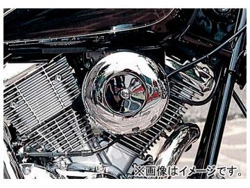 2輪 EASYRIDERS ラウンドエアクリーナーKIT プレーン 品番:1504 JAN:4548632004301 ヤマハ ドラッグスター250