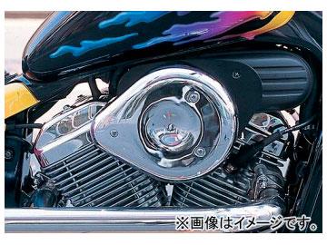 2輪 EASYRIDERS ティアドロップエアクリーナーKIT スチール製 品番:1202 JAN:4548632003809 ホンダ スティード400