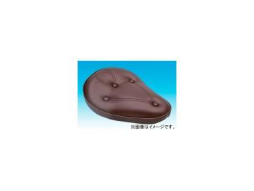 2輪 EASYRIDERS SFソロシート DXボタン ブラウン 品番:2354-BR JAN:4548632007630 HD