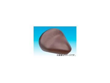 2輪 EASYRIDERS LFソロシート DXプレーン ブラウン 品番:2355-BR JAN:4548632007661 HD