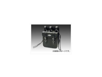 2輪 EASYRIDERS サドルバッグ W-9 【シングル/脱着タイプ】 ショルダーベルト付 品番:6833 JAN:4548632019824