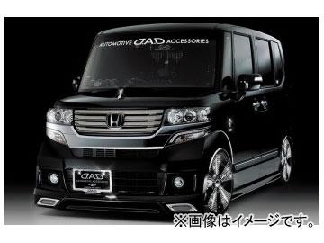 ギャルソン D.A.D EX-L サイドドアモール 未塗装 ホンダ N-BOX カスタム JF1,2