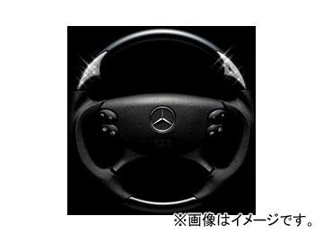 ギャルソン ラグジュアリー クリスタルステアリング(純正エアバッグ対応) MERCEDES-B メルセデス・ベンツ Eクラス W211 MC後