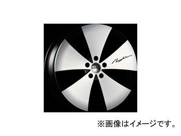 送料無料 ギャルソン ツェンレイン109 アルミホイール P.C.D:100 オフセット:57 HOLE:4 2020 新作 売れ筋 18inch-7.5J