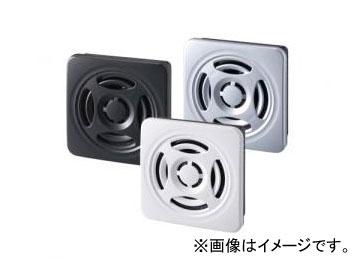 パトライト シグナルボイス 薄型MP3再生報知器 オフホワイト/オフダークグレー BSV-24PM