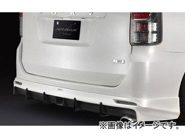 シルクブレイズ ミニバンFT リアスポイラー 未塗装 タイプB トヨタ ヴォクシー ZRR70W ZS/Z 後期 2010年04月~2014年12月