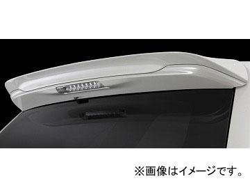 シルクブレイズ エアロ リアウイングスポイラー 純正色(ソリッドカラー) トヨタ プリウスα ZVW40/41 2011年05月~ 選べる2塗装色