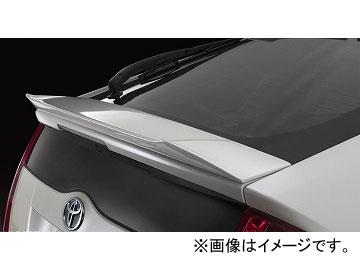 シルクブレイズ エアロ トランクスポイラー 純正色(ソリッドカラー) トヨタ プリウス NHW20 2003年09月~2009年04月 選べる2塗装色