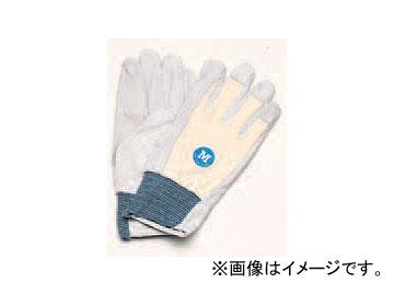 コヅチ 電工アルミ クレスト甲メリヤス手袋 KG-111 M JAN:4934053080091 入数:10双