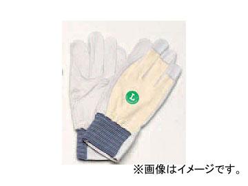 コヅチ 電工アルミ クレスト甲メリヤス手袋 KG-112 L JAN:4934053080107 入数:10双