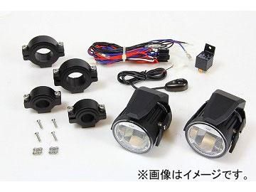 2輪 シリウス LEDフォグランプセット ブラック SINS-2423KB JAN:4548664979288