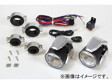 2輪 シリウス LEDフォグランプセット シルバー SINS-2423KS JAN:4548664979271