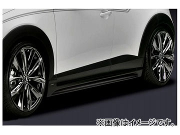 シルクブレイズ サイドステップ 未塗装 SB-CX3-SS マツダ CX-3 DK5 XD/XD Touring/XD Touring Lパッケージ 2015年02月~