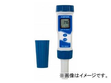 カスタム/CUSTOM 防水ORP/PH 計 PH-6600 JAN:4983621705225