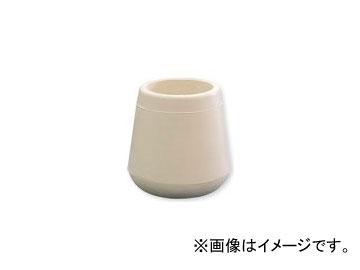 123/伊藤製作所 白ゴムキャップ φ28.6用 入数:25セット(100個) JAN:4990870240612