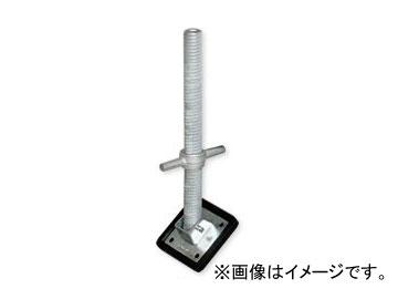 123/伊藤製作所 中空チルトジャッキ(傾斜面用ジャッキベース) JT344P 入数:5個 JAN:4990870014701