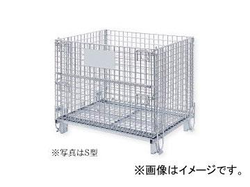 123/伊藤製作所 かご型パレット S型 PM-S