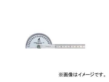 シンワ測定 プロトラクター No.1000 シルバー φ320 竿目盛1m 62847 JAN:4960910628472