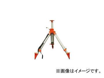シンワ測定 三脚 アルミ製 ハンドル式エレベーター 1.5m 76676 JAN:4960910766761
