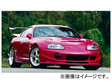 アブフラッグ フロントバンパースポイラー ver.GTM(Late) トヨタ スープラ JZA80 2JZ 1997年08月~2002年08月