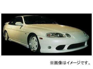 アブフラッグ フロントバンパースポイラー ver.01 トヨタ ソアラ J/UZZ30/31 JZ/UZ 1991年05月~1999年08月