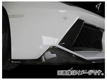 アブフラッグ フロントアンダーディフューザー ver.01(GFRP) ランボルギーニ アヴェンタドール ABA-47L539 2011年~