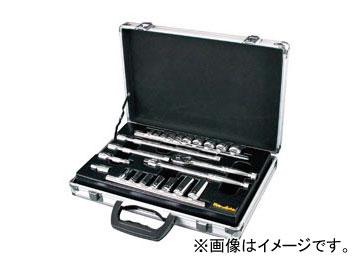 """スエカゲツール Pro-Auto 3/8"""" 25PC. ソケットレンチセット No.SL-3825S JAN:4989530605090"""
