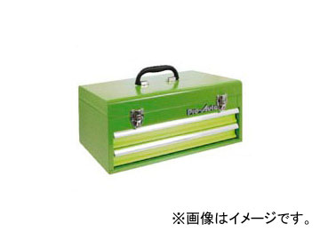 スエカゲツール Pro-Auto ツールキット302Pシリーズ用 ツールボックス グリーン No.P983020G JAN:4989530605113
