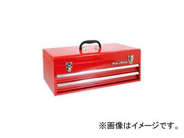スエカゲツール Pro-Auto ツールキット302Yシリーズ用 ツールボックス レッド No.Y983020 JAN:4989530680028