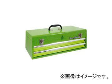 スエカゲツール Pro-Auto ツールキット302Yシリーズ用 ツールボックス グリーン No.Y983020G JAN:4989530605137