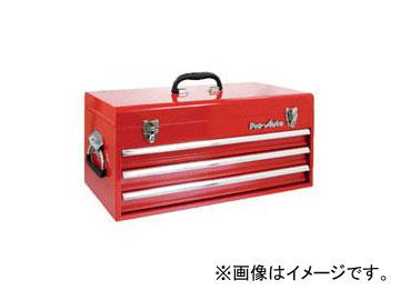 スエカゲツール Pro-Auto ツールキット303Yシリーズ用 ツールボックス レッド No.Y983030 JAN:4989530680035