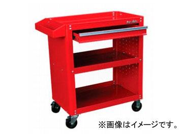 スエカゲツール Pro-Auto 1段引出しベアリング式プロユースサービスカート No.ST-0003 JAN:4989530680134