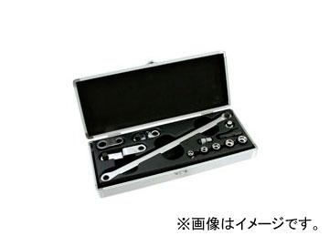 スエカゲツール Pro-Auto カプリングギアラチェットセット No.CRG12S JAN:4989530022217