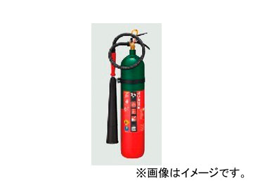 タスコジャパン 二酸化炭素消火器 10型 TA999BC