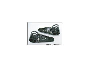 2輪 アントライオン ビレットライトステー正立フォーク用φ41 30041-TG JAN:4548664306831