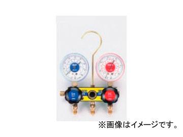 タスコジャパン サイトグラス付ゲージマニホールド TA120T
