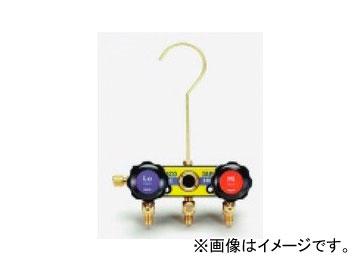 タスコジャパン サイトグラス付マニホールドボディ TA120T-11