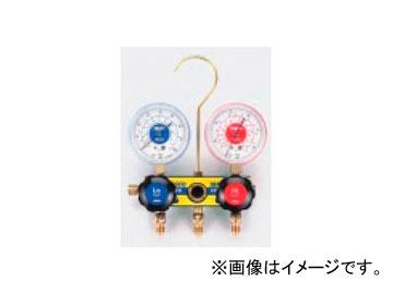 タスコジャパン サイトグラス付ゲージマニホールド TA120TH