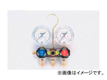 タスコジャパン ゲージマニホールド TA124E-1