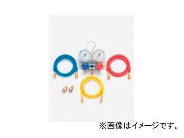 タスコジャパン R134a用カーエアコンマニホールドキット TA126KA