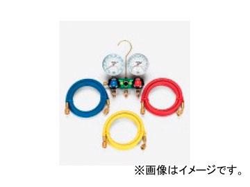 タスコジャパン HC冷媒用ゲージマニホールドキット TA127-2